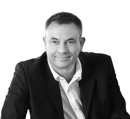 Eric Grasland, Président-Fondateur d'UP SELL, société experte en externalisation commerciale et force de vente supplétive