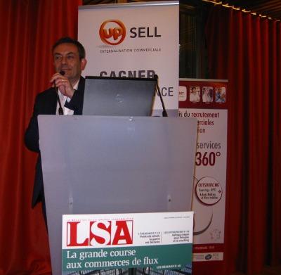 Les Forces de vente supplétive au coeur du débat sur la performance commerciale lors de la conférence Forces de Vente de LSA, le 19 juin 2013